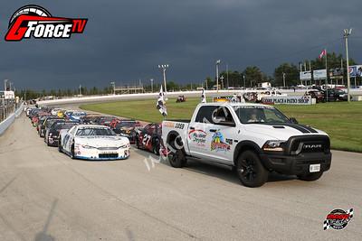 Sauble Speedway- GForceTV - August 21st