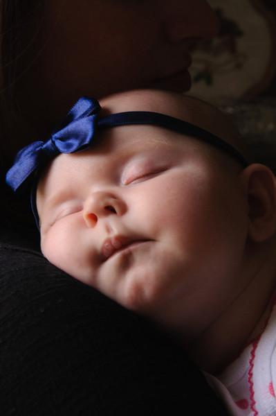 Newborn Session: Cailin Devine