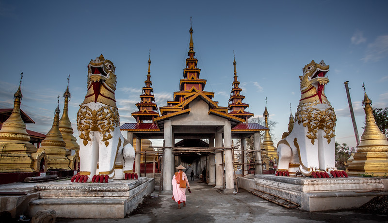 The Irrawaddy 14-nights