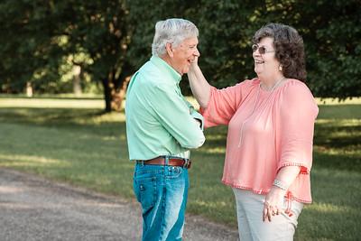 Mr. & Mrs. Weaver