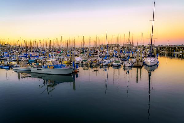 Monterey & Pacific Grove Nov '18