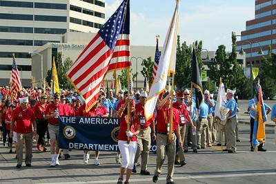 AUG. - National Conv. Parade