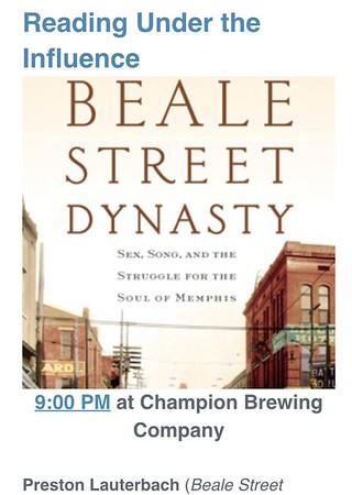 2016 03-18  Beale Street Dynasty