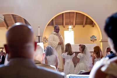 During Mass-Candids