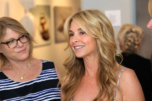 Patti Grabel  Art Opening at Chase Edwards Contemporary Gallery in Bridgehampton  on 7-21-18.  photos by R.Cole for  Rob Rich/SocietyAllure.com ©2018 robrich101@gmail.com 516-676-3939