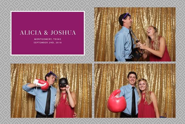 9.2.18 Alicia and Joshua Photo Booth