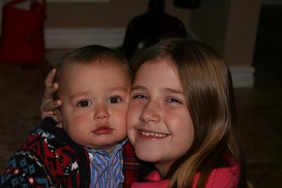 Cody and Courtney - November 2010