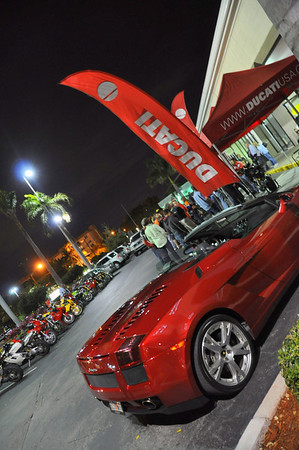 Ducati Owners Club of South Florida Multistrada 1200 Sneak Peek Dinner