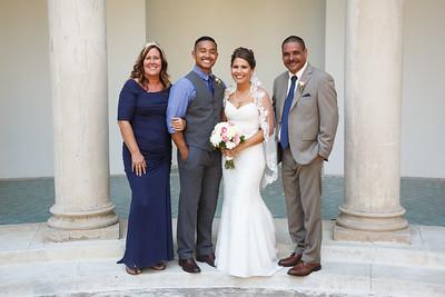 Breana & Dominic - Family Portraits