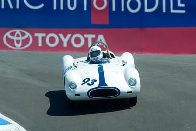 2006 Monterey Historic Automobile Races Laguna Seca