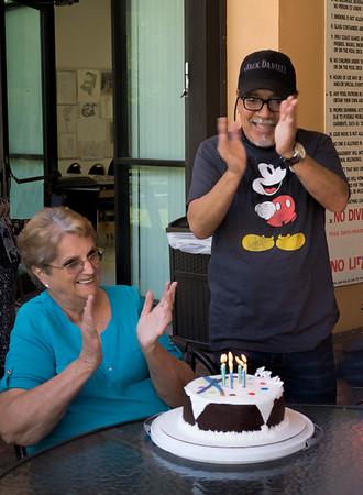 Daniel's Birthday 5-12-17