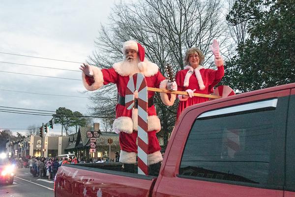 2019 Annual Fayetteville Georgia Christmas Parade