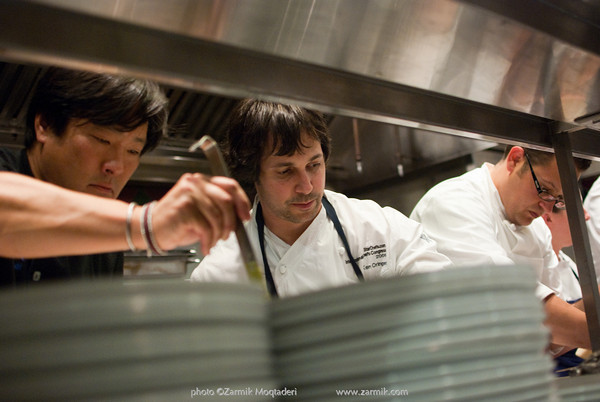 Ken Oringer and Friends Cook For Japan