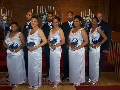 Winbush Wedding  *Jay & Felicia*