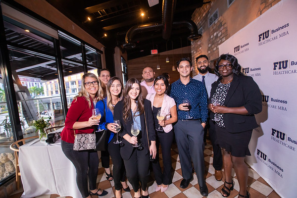 101719 FIU HCMBA Networking Event