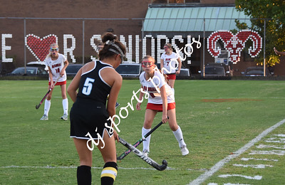 2019-10-01 Manual Freshman Girls Field Hockey vs Mercy