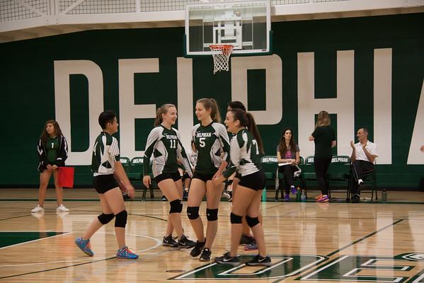 Junior Varsity Volleyball vs. Gaston