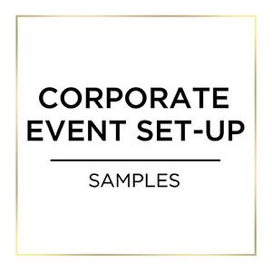 Corporate Set Up