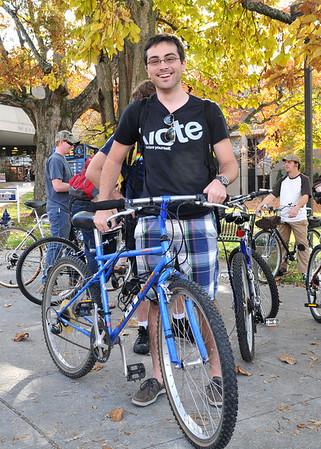 No Impact Week Bicycle Parade