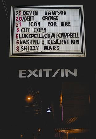 Devin Dawson - Exit In  - March 2018