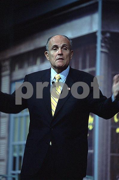 Rudy Giuliani, Aug. 2006