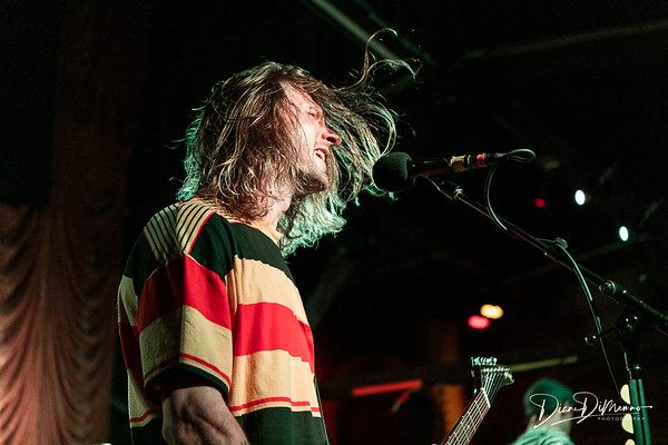 DINOSAUR PILE-UP CRUSHES IT IN ASBURY PARK AND PHILADELPHIA