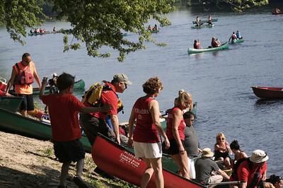 Lou Marcel Canoe / Kayak Race