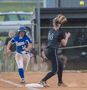 2019 Spotswood Varsity Softball vs Turner Ashby