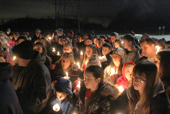 Anchor Bay Merritt vigil