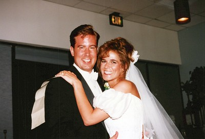 9-9-1995 Matt Amen & Kim Raup Wedding @ Denver, CO