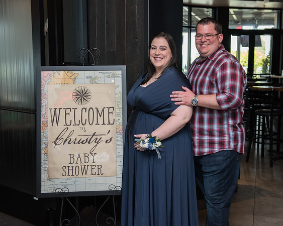 Christy's & John Baby Shower 5-4-19