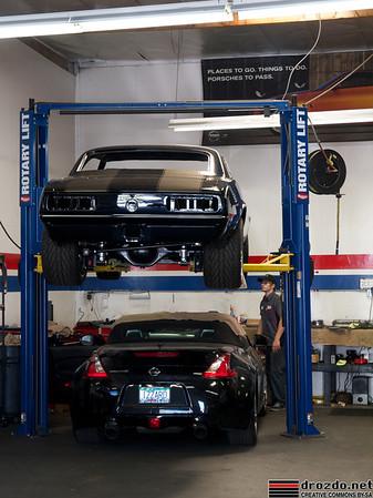 Z Car Garage