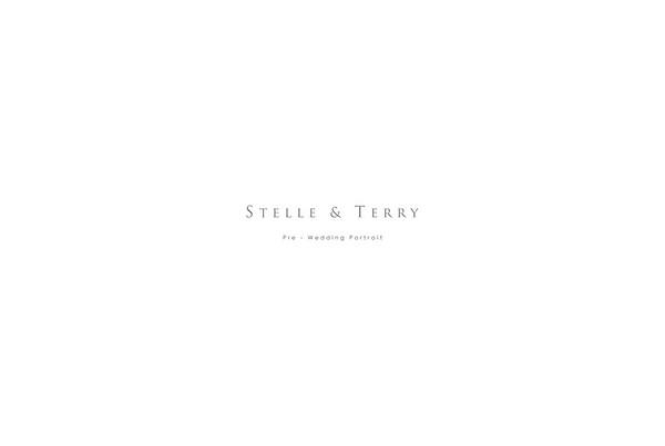 Studio Pre-Wedding - Stella and Terry