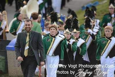 09-05-2014 Damascus HS Marching Band, Photos by Jeffrey Vogt Photography