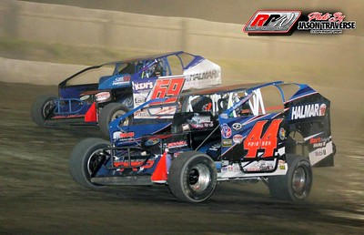 Orange County Fair Speedway - 5/27/21 - Jason Traverse
