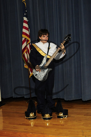 Band Fall 2012 WHS