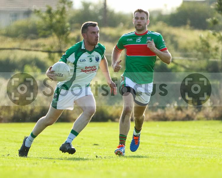 Cahir's Sean O'Connor and Loughmore Castleiney's John McGrath