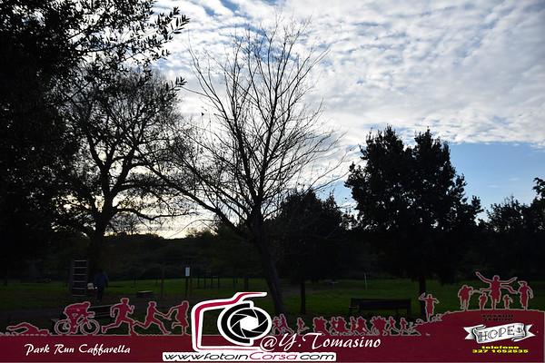 Park run Caffarella  Tomassino