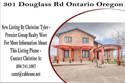 301 Douglass Rd Ontario Oregon - Christine Tyler
