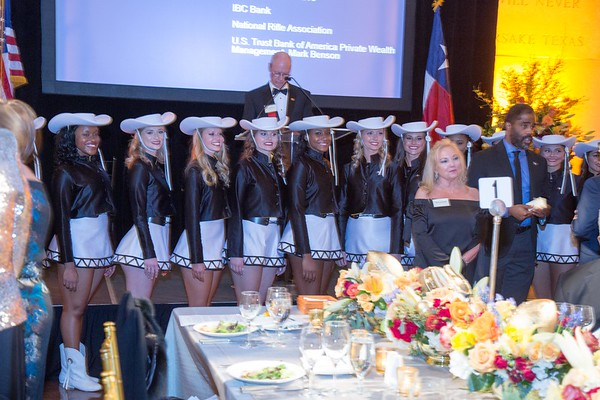 Texas Independence Day Dinner 2017 - Award Program