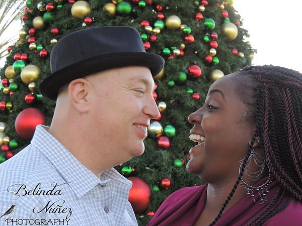 Robin  & Bill Christmas 2015