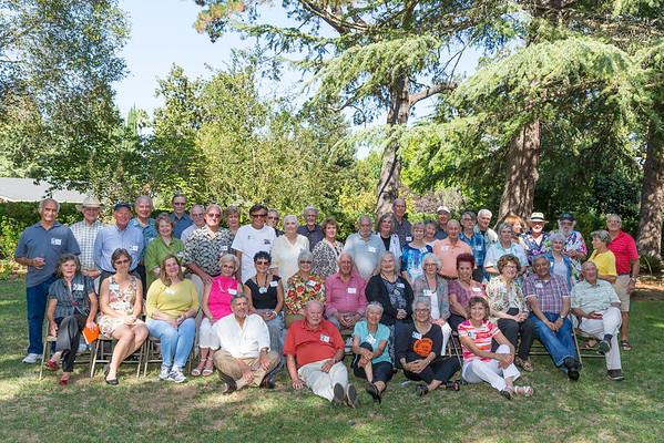 LGHS Class of '54 60th Reunion