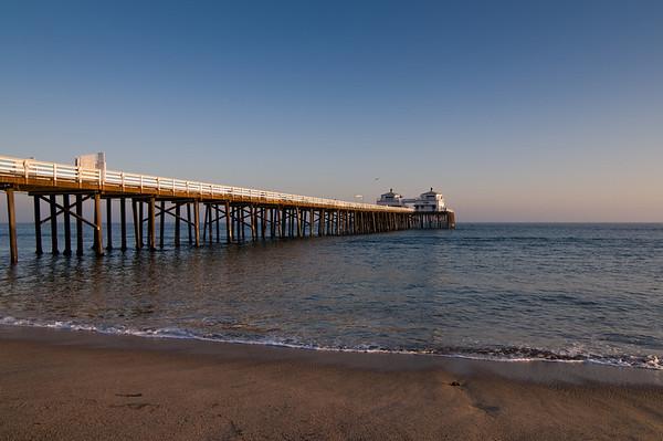 Malibu Pier 12.05.08