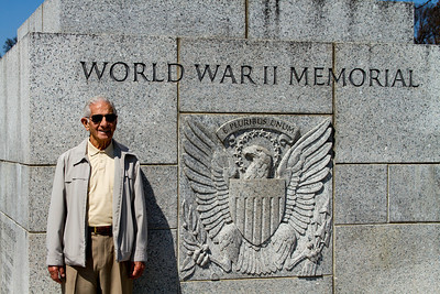 Dad's Washington, DC Trip, April 2014