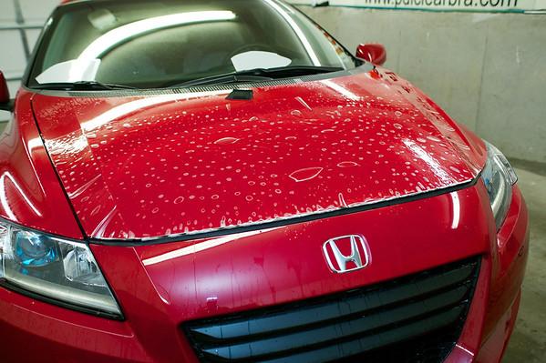 2011 Honda CRZ
