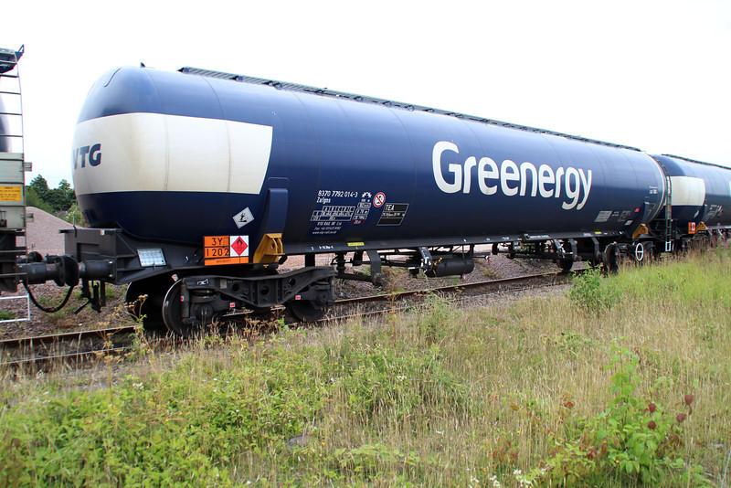 TEA 83707792014-3 at Peterboro GBRF 10/08/13.