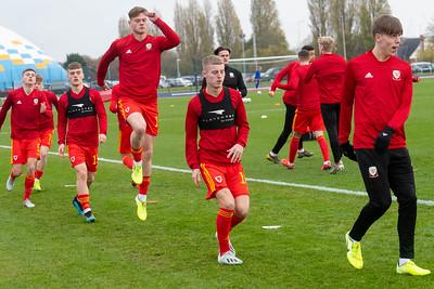Wales U19 v Russia U19