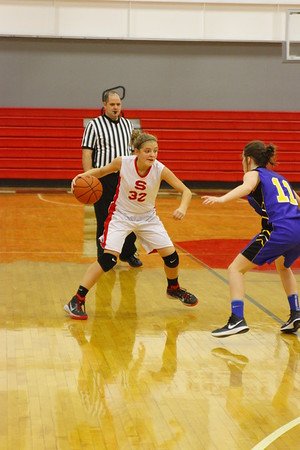 Sheridan vs Maysville 7th Girls