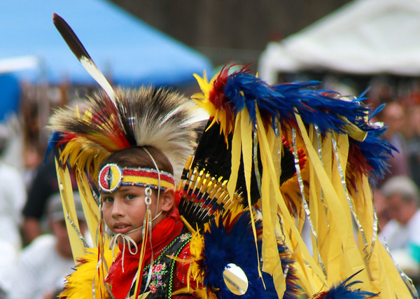 Red Hawk, Native American Festival - Bear Mountain Pow Wow , August 6, 2011