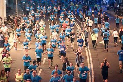 am:pm Tel Aviv Night Run 2017